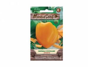Paprika zeleninová k rychlení  AFRODITA