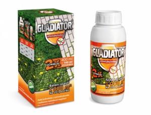 Gladiator 400+100ml zdarma