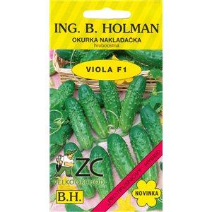 Uhorka nakladačka Viola F1