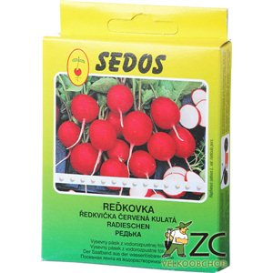 Ředkvička červená LADA/celoroční/5m-150s