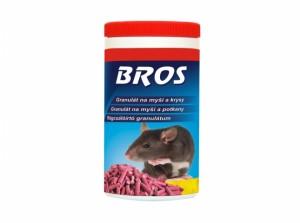 BROS-granule na myši, krysy a potkany 250g