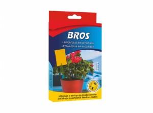 BROS - lepící fólie 10ks/do květináčů/