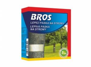 BROS-lepící páska na stromy 5m/oboustranný/