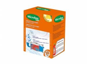 BROS-Microbec do žúmp, septikov + ČOV 20g/tableta/1ks