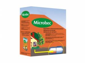 BROS-Microbec do žúmp, septikov + ČOV 25g
