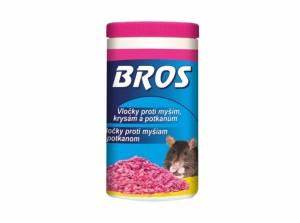 BROS-obilné vločky na myši, potkany a potk.250g