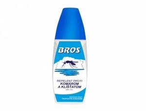 BROS-repelent proti komárům a klíšťatům 50ml