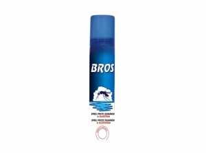 BROS-spray proti komárom a kliešťom 90 ml