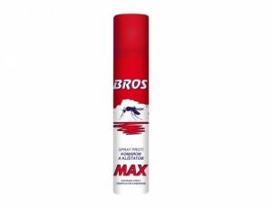 BROS-sprej proti komárům a klíšťatům MAX 90ml