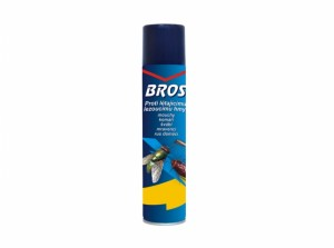 BROS-sprej proti létajícímu a lezoucoucímu hmyzu 400ml