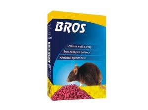 BROS-zrno na myši, potkany a potkany 100g/