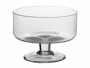 Čaše d24x18h/sklo