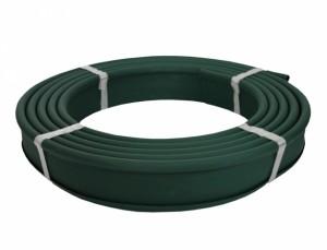 Obruba GARDEN DIAMOND 0,12x10m/zelená/cívka