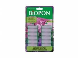 BIOPON tyčinky na květ 30ks