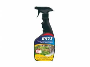 BROS-prípravok proti machom, riasam a lišej.500ml