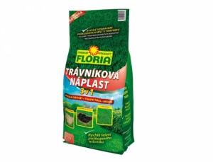 Trávniková náplasť 3v1 1kg/FLORIA