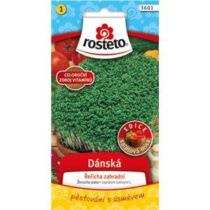 Řeřicha zahradní - Dánská