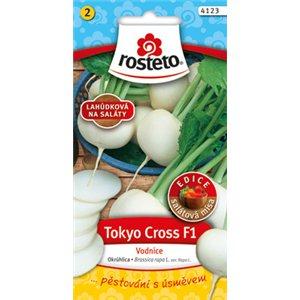 Vodnice - Tokyo cross F1 (bělomasá)