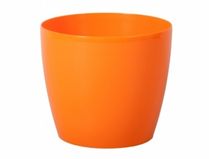 Obal MAGNOLIE d16cm/oranžový lesk