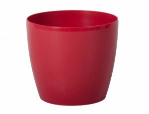 Obal MAGNOLIE d18cm/červený lesk
