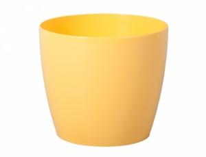 Obal MAGNOLIE d18cm/žlutý lesk