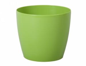 Obal MAGNOLIE d25cm/zelený lesk