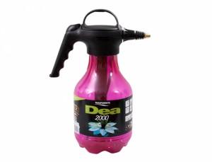 Rozprašovač tlakový DEA 2000ml/růžový transparentný /