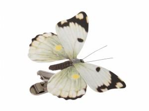 Motýľ s klipom 7cm/12ks