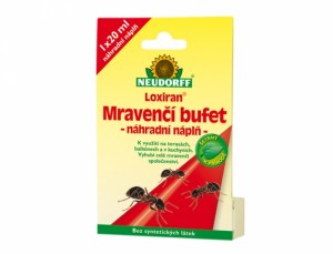 Loxiran mravenčí bufet 20ml/náhr.náplň/CS