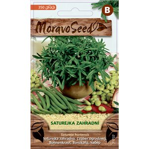 Saturejka záhradná 350 semien