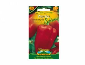 Paprika zeleninová RUBINOVA