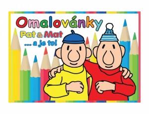 Omalovánky PaM 10listů A5/UNIP/ČP/ =