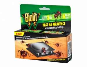 Biolit pasca na mravce
