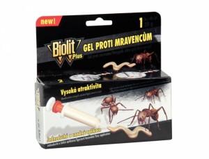 Biolit gél na mravce