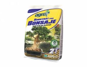 Substrát pre bonsaje