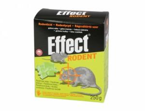 ffect rodent 250g parafínové bloky