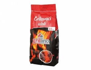 Uhlí/ GRILLINO 2,5kg/dřevěné/