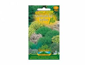 Aromatické byliny Mix 1 semien