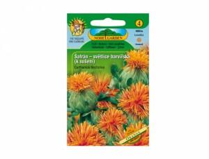 Šafran svetlice farbiarsky na sušenie Orange 20 semien