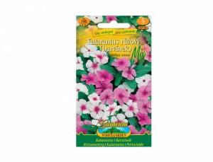 Katarantus ružový zimozeleň Mix 130 semien