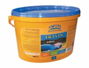Travin král trávníků 4kg (granule)