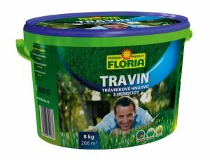 Travin král trávníků 8kg (granule)
