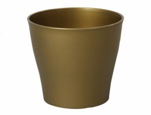 Obal CASABLANCA MATT d16cm/zlatá/mat/
