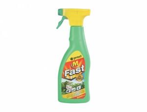 Fast M - hubenie savého hmyzu