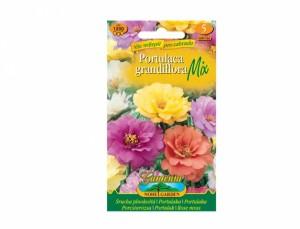 Portulaka plnokvetá Mix 1200 semien