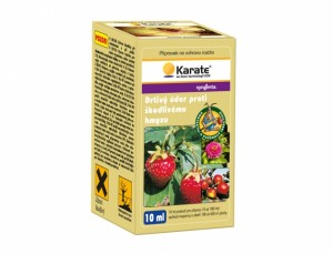 Karate ZEON 5CS 10ml - hubenie hmyzu