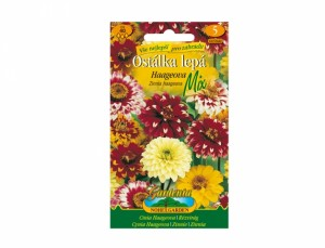 Cínia Lepąie Haageova Mix 40 semien