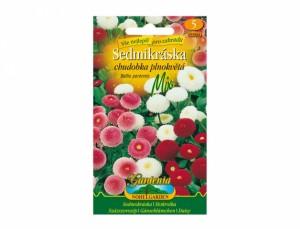 Sedmokráska plnokvetá Mix 1 semien