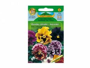 Sirôtka záhradná švajčiarska Mix 50 semien