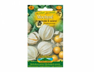 Semená Machovka peruánska na sušenie